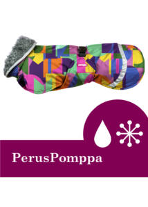 PerusPomppa kutyakabát - Kymppi