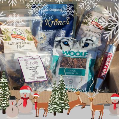 Mindent szeretek maxi csomag - Karácsonyi meglepetés
