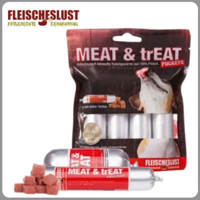 Meat & trEat Bivaly Tréningfalat 4x40g