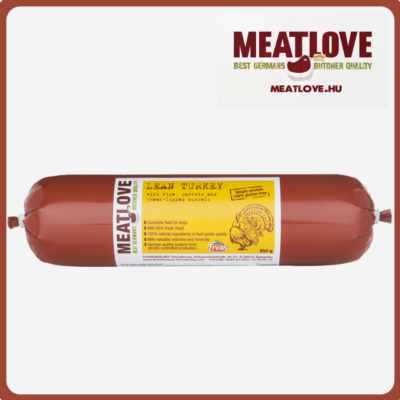 Tiszta pulyka zöldkagylóval 800g, Meatlove
