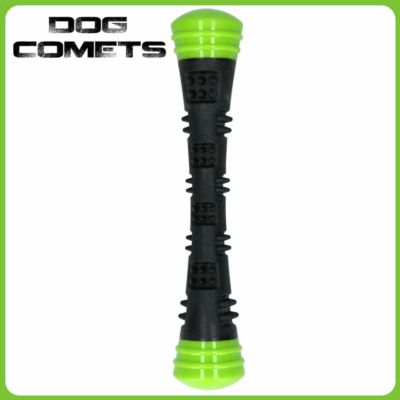 Dog Comets Meteor stick zöld (L/XL)