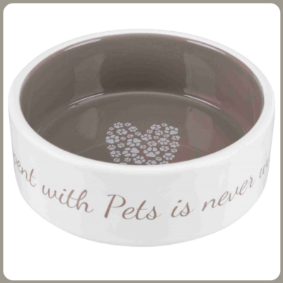 Pet's Home kerámia tál 1,4 l/20 cm