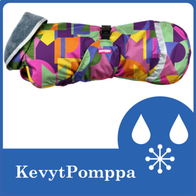 KevytPomppa kutyakabát - Kymppi