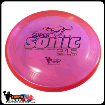 Hero Disc SuperSonic Candy 215 frizbi