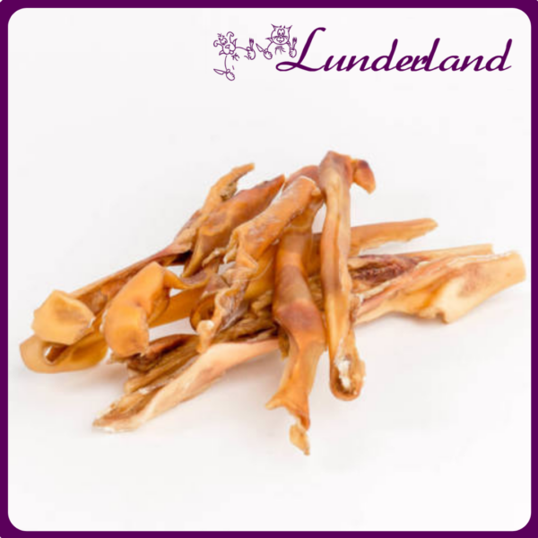 Szárított marhafejbőr 500g - Lunderland