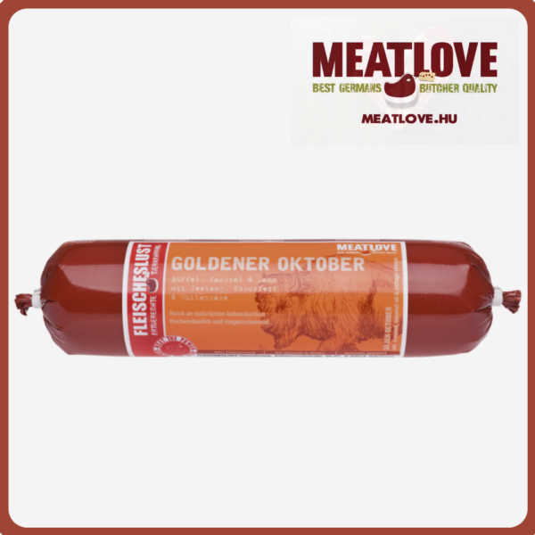 Golden October menü, senior 800g, Meatlove