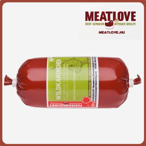Vadnyúl marhával, 200g, Meatlove