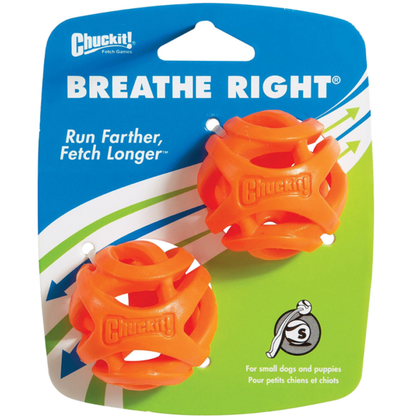 CHUCKIT Breathe Right labda 2 db (S)