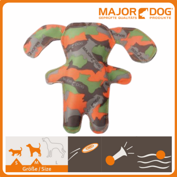 Major Dog - Waldi mini
