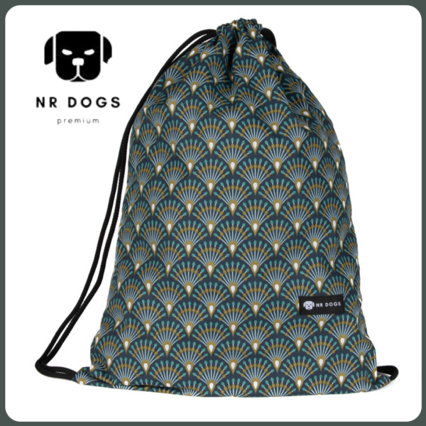 NR Dogs hátizsák - Art Pava