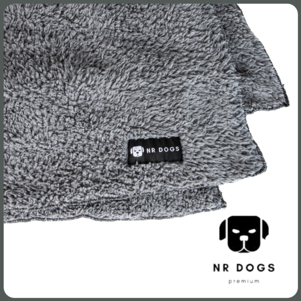 NR Dogs takaró gazdiknak - Szürke